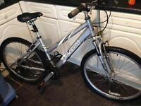 Ladies Raleigh 21 Speed Hybrid Bike