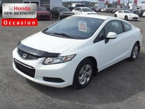 2013 Honda Civic Coupe 2dr Auto LX