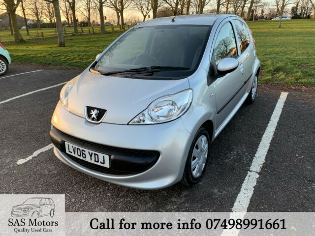 Peugeot 107 For Sale Long Mot Just Been Serviced 2 Keys In Gloucester Road Bristol Gumtree