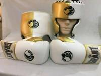 New grant leather boxing set