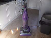 dyson animal DC07 with clutch fully tooled
