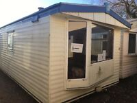 Atlas Moonstone 35x10 3 bed Static Caravan