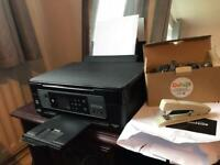 (Booked)Epson XP-442 printer with many new inks and A4 papers