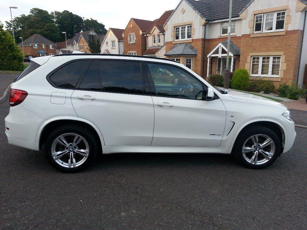 BMW X5 2.0 SDRIVE 25D M SPORT 7 SEATS (Start/Stop) 64 ...