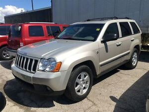 2008 Jeep Grand Cherokee LAREDO**DIESEL**SUNROOF**LEATHER**REMOT