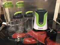 Breville shaker blender