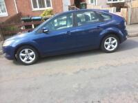 1.6 petrol ford focus