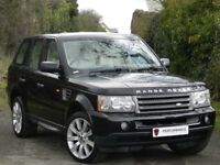 IMMACULATE! LAND ROVER RANGE ROVER SPORT HSE 2.7- ALLOYS- LEATHER- FSH- 2 KEYS- FINANCE AVAILABLE