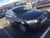 Audi A4 Estate 2006 1.9 Tdi Black For Sale