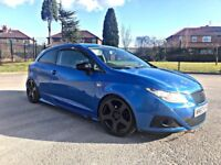 SEAT IBIZA 1.4SPORT FULLY LOADED LOW MILES BARGAIN 2011 HPI CLEAR REMAPPED