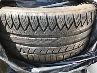 Used Michelin Winter Tyres