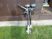 4 to 5 hp seagull engine good working order