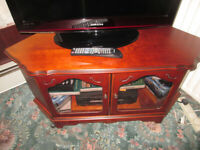 Television Unit, Corner Unit, and Nest of 3 Tables From £25