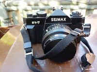 Vintage Collectible Useable Old Camera Seimax SV-7