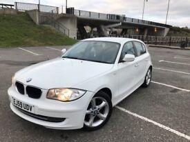 BMW 1 series 2l sport manual petrol 69k miles