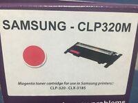 Samsung - CLP320M ink cartridge