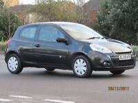 2009 RENAULT CLIO EXTREME 1.1 LONG MOT 1 OWNER SERVICE HISTORY FULL FACELIFT MODEL