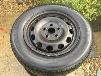 195:65x15 tyres x4.