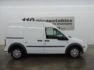2012 Ford Transit Connect XLT TABLETTES & CASIERS DE RANGEMENTS