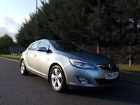APRIL 2011 VAUXHALL ASTRA SRI 1.7 CDTI 123BHP 6SPEED FULL SERVICE HISTORY EXCELLENT CONDITION £30TAX