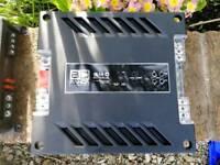 Banda 8.4d 800wrms 4 channel car power amplifier