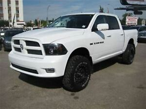 2012 Ram 1500 Sport | Custom Lifted Truck | Call Today! Edmonton Edmonton Area image 3