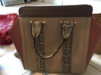 Nearly new bags selection of river island and new look excellent condition !!!