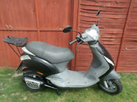 Piaggio Zip 2t 49cc , Bargain at only £280 with 12 months mot.