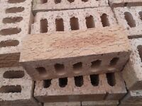 Yellow buff bricks 65mm