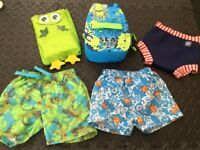 Baby/toddler swimming bundle