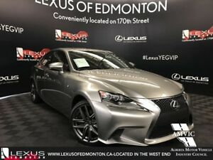 2016 Lexus IS 350 F sport 3.5 with upgrades
