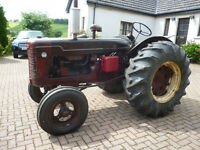 McCormick-Deering International Tractor - 1945