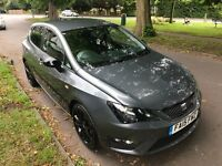 2015 SEAT IBIZA FR TSI 1.2 GREY BLACK EDITION CAT D 11,000 MILES ONLY EXCELLENT CONDITION