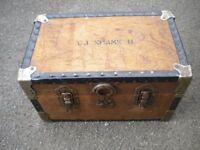 ALI SHAMS 82 1930s campaign CASE 19X12X12 INCHES