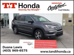 2016 Honda Pilot EX-L *RES, Heated Seats, Rear Camera, Sunroof*