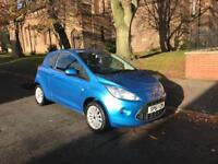 FORD KA 1.2 ZETEC 3DR 70BHP ( STOP/START )...HATCHBACK, 2011 (61 REG)