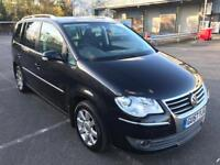 57 FACELIFT VW TOURAN SPORT 2.0 AUTOMATIC DIESEL,7 SEATER,GREAT COND,MOT,2 KEYS