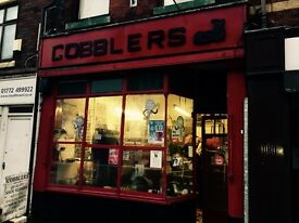 Cobblers Shop - Shoe Repair and Key Cutting Service