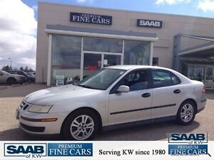 2005 Saab 9-3 Come on in and see this beauty! Linear Manual