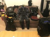 Diving gear job lot