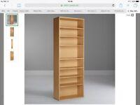 John Lewis Abacus 7 Shelf Bookcase