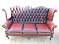Chesterfield Queen Anne Suite (Delivery)