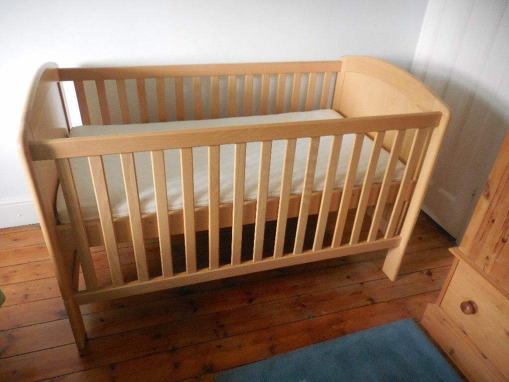 John lewis leather driving gloves - Baby Bed John Lewis John Lewis Sophia Cotbed With Bed Guards And Mattress