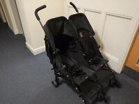 Maclaren Twin Triumph Lightweight Stroller £40