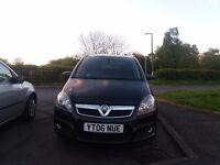 Vauxhall vafira 1.9 cdti 150bhp high spec
