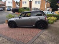 Factory Mini John Cooper Works R56 2009 56k Grey