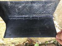 Cavity tray