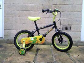 Apollo Claws Kids Bike - 14'' Wheel (collection preferred but will deliver within Bath)