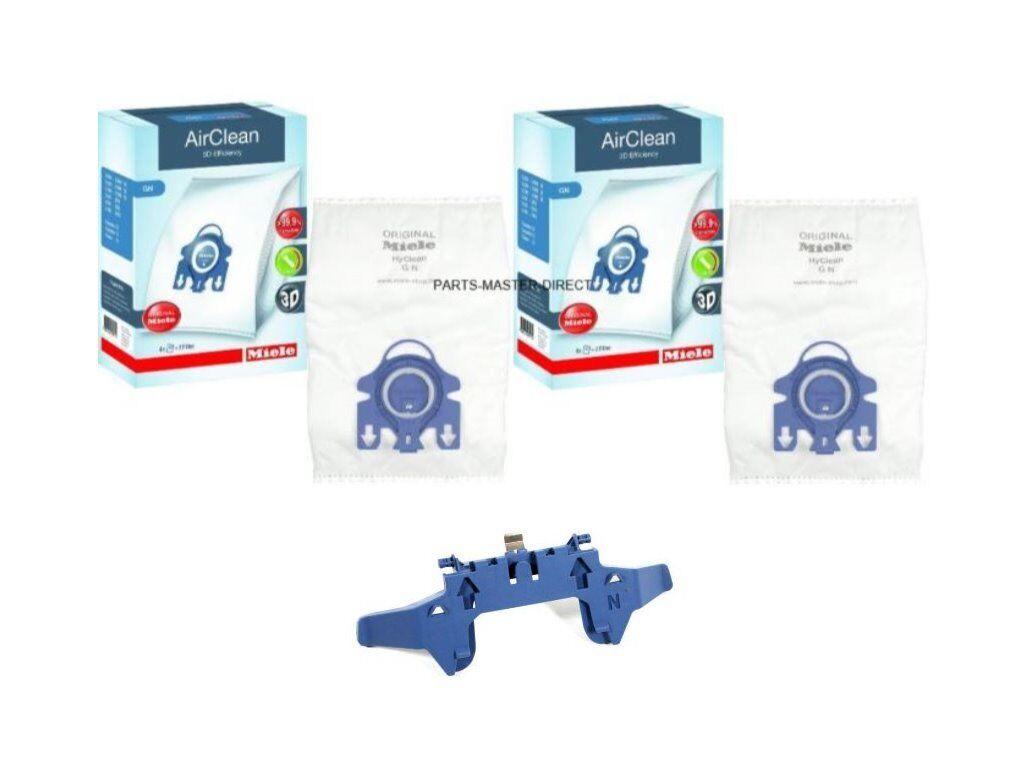 10 X GN Polvere Sacchetti Per Miele S438I2 S440I S4441