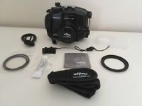 Underwater Housing for Sony RX100 3/4/5.